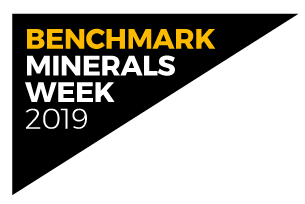 Benchmark Minerals Week 2019